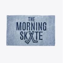 The Morning Skate Flag