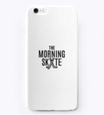 The Morning Skate Phone Case