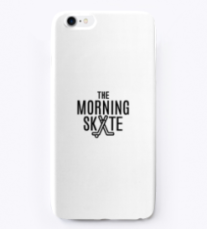 The Morning Skate Phone Case