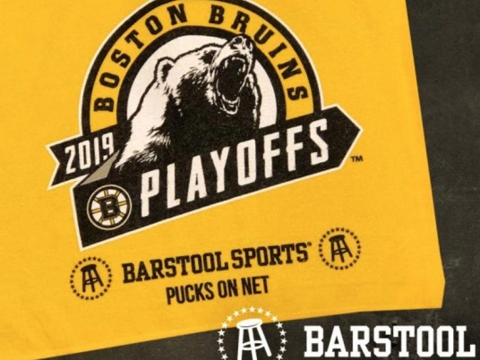 PC Police Attack Bruins Playoff Towel – The Morning Skate
