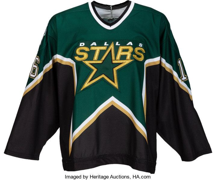 old dallas stars jersey