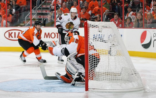 Chicago Blackhawks v Philadelphia Flyers - Game Six
