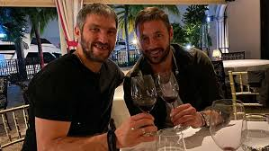 Image result for ovechkin and kovalchuk